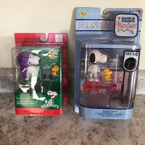 NIB Snoopy toys